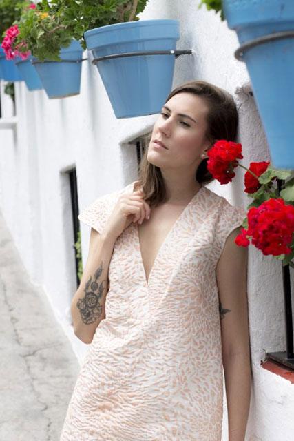 Robe fabriquée en Europe • Mijas, Espagne