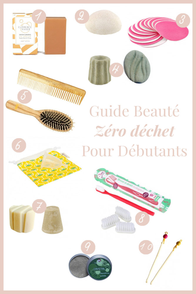 Guide Beauté Zéro Déchet Pour Débutants