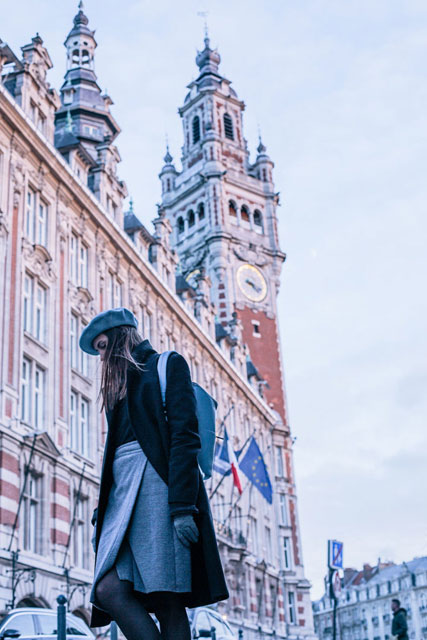 Lille • Éco city guide
