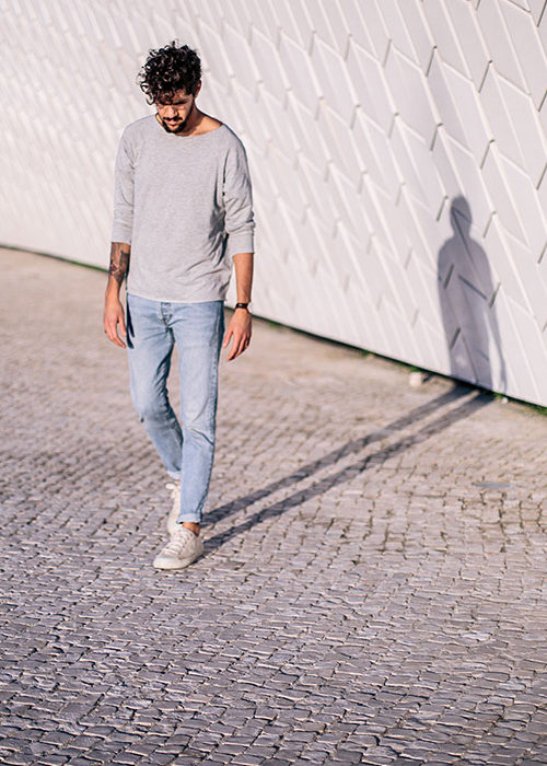 Slow Fashion Homme • Look 4