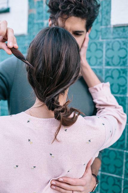 Barrette écologique • 3 Idées Coiffure avec le pic à cheveux SAYA Designs