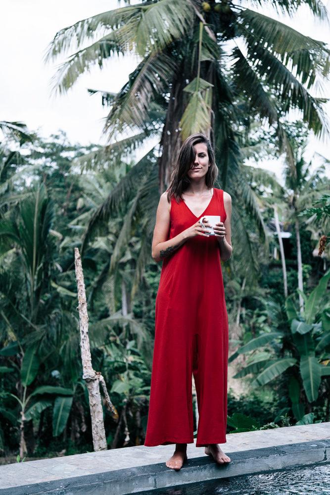 Pyjamas éco-responsables • Love Stories Bali