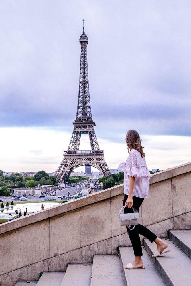 Paris • Tenues éthiques et Hôtel éco