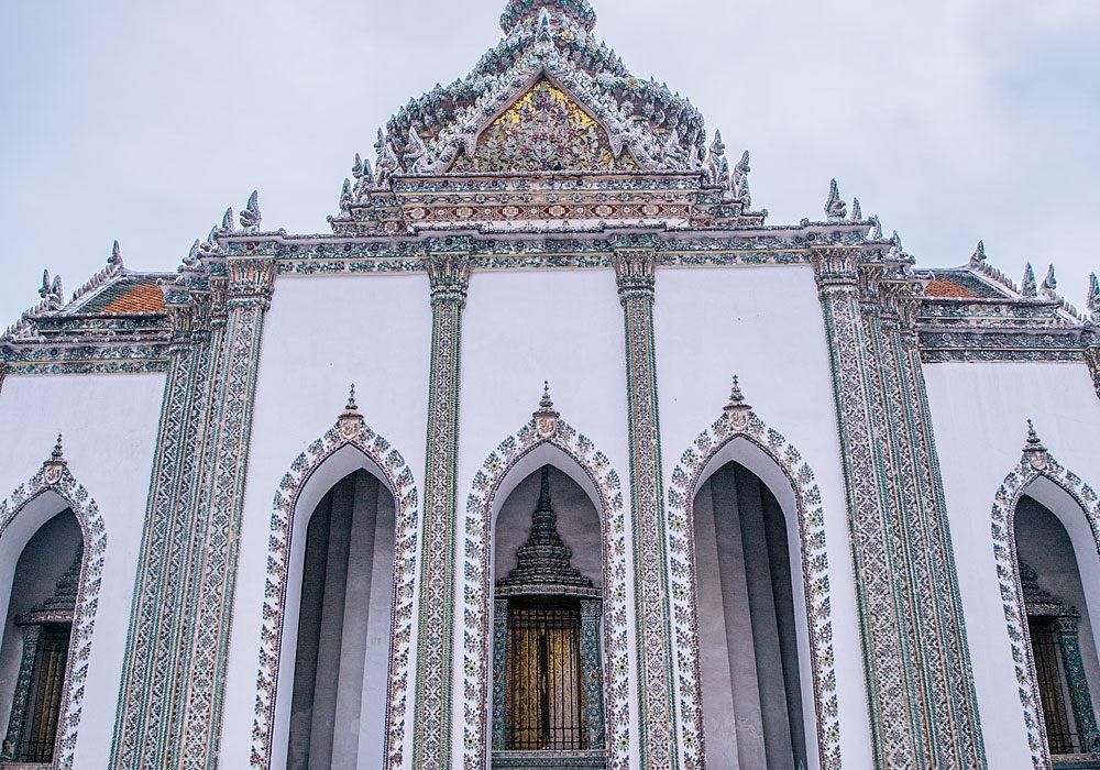 Bangkok • Conseils de tenue vestimentaire pour le Grand Palais