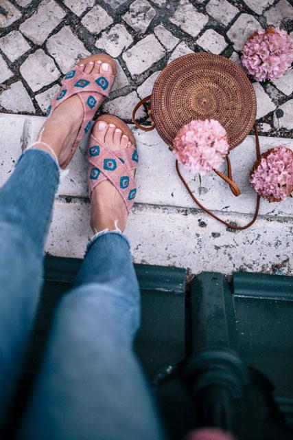 Sandales éthiques • Laadi Designs
