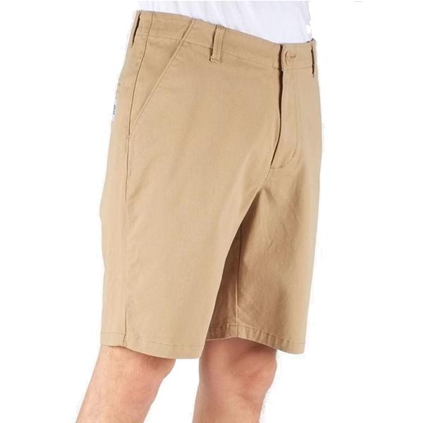 short beige homme