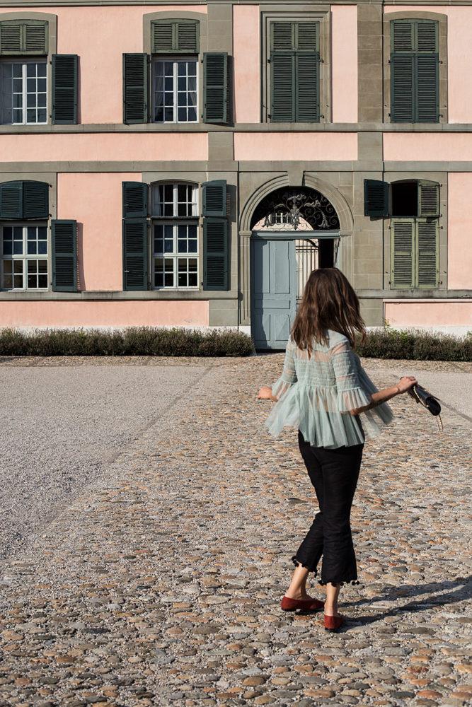 Château de Coppet | Bloomers.eco