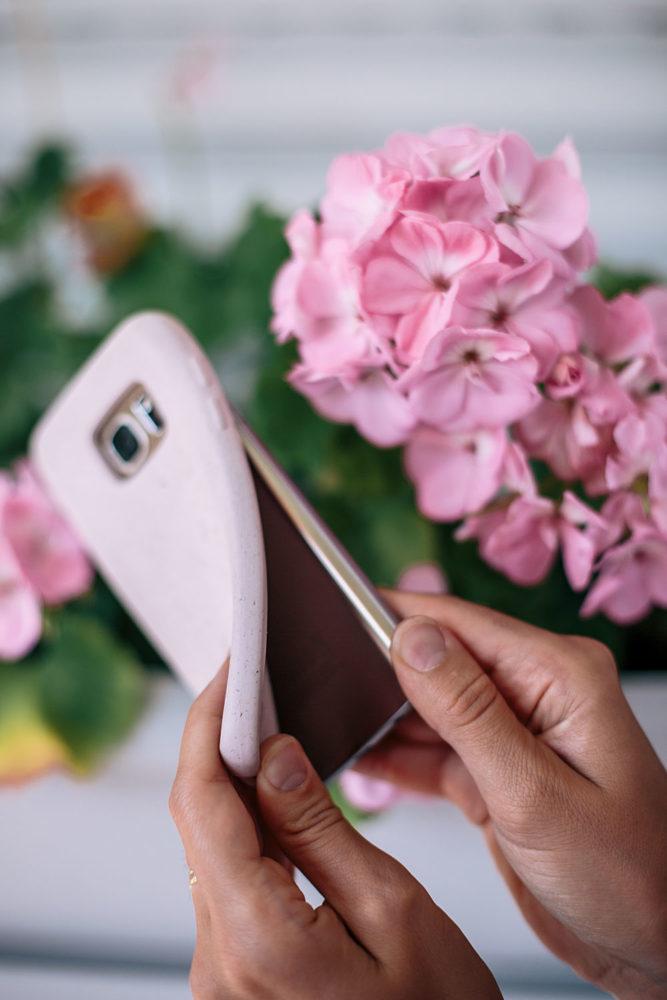 Coque Samsung écologique : sans produit toxique et compostable