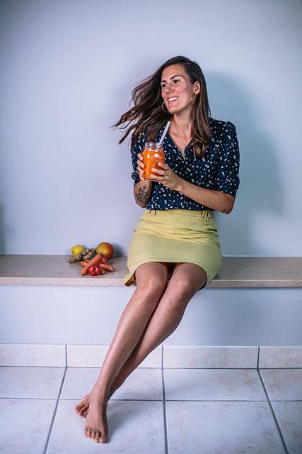 5 jus frais d'automne pour faire le plein de vitamines