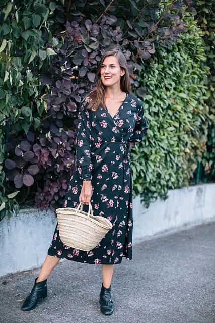 Mes 19 Robes d'automne éco-responsables préférées sur People Tree + Jeu CONCOURS