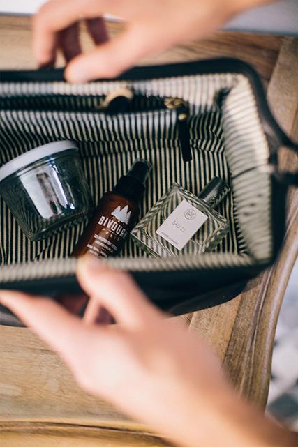 Les 3 cosmétiques naturels homme, essentiels dans la routine beauté de Julian