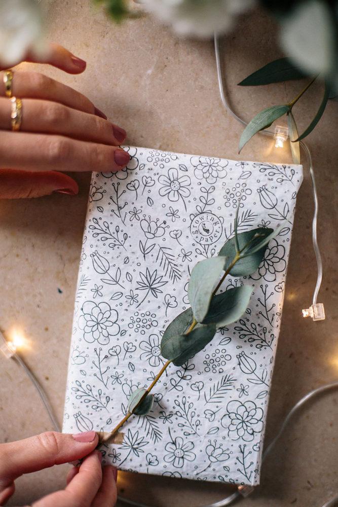 3 idées de paquets cadeaux écologiques | Bloomers.eco