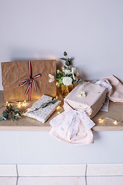 3 idées de paquets cadeaux écologiques