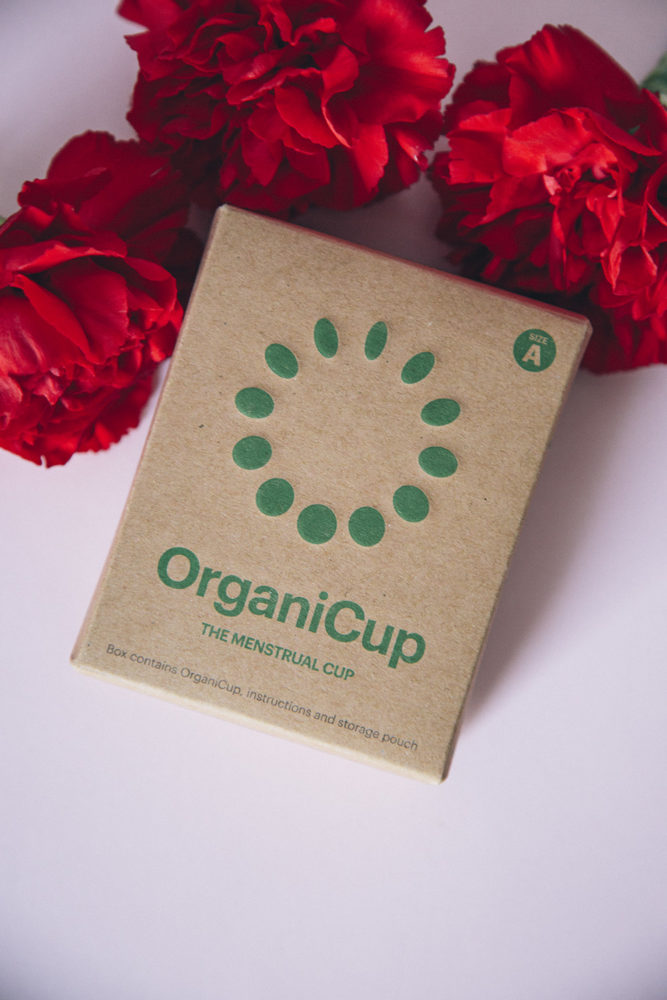 La coupe menstruelle OrganiCup : alternative écologique aux tampons | Bloomers.eco