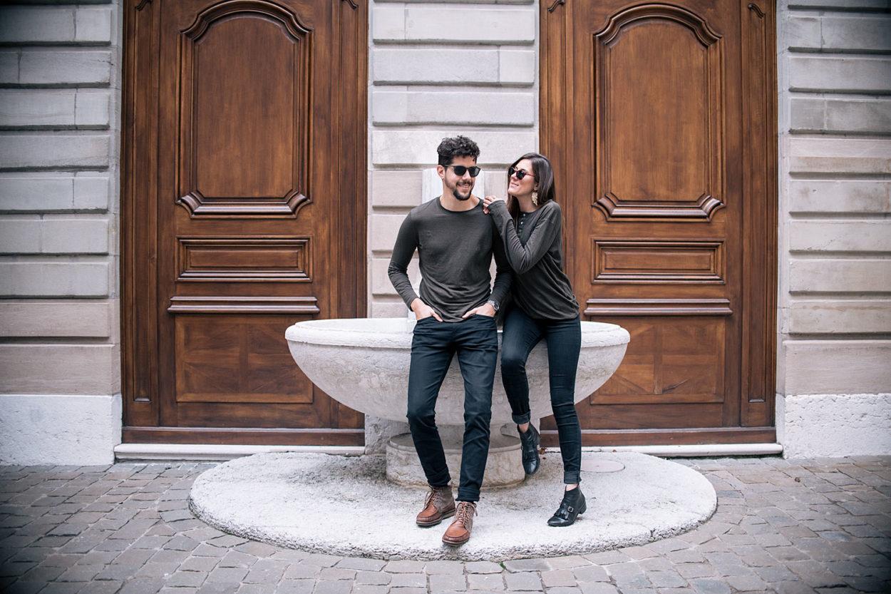Nos t-shirts en lin SPL!CE, le vestiaire adulte éco-conçu en France