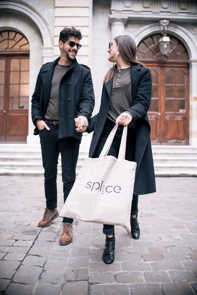 T-shirts en lin pour Homme & Femme éco-conçus en France - SPL!CE