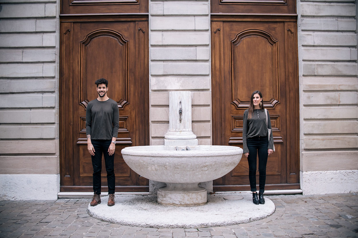 Hauts en lin pour Elle & Lui fabriqués en France
