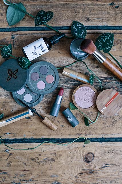 Mon Maquillage pour la Saint Valentin : naturel, bio & éco !