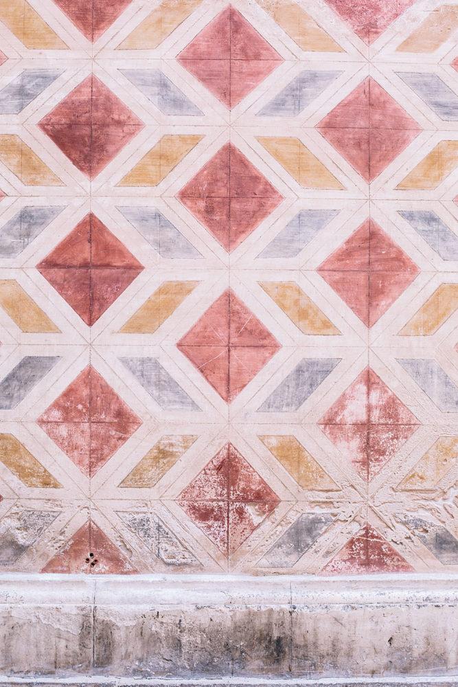 architecture - formes géométriques - église - Malaga