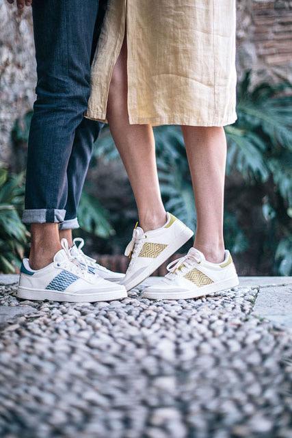 N'go shoes, la basket éthique & solidaire unisexe