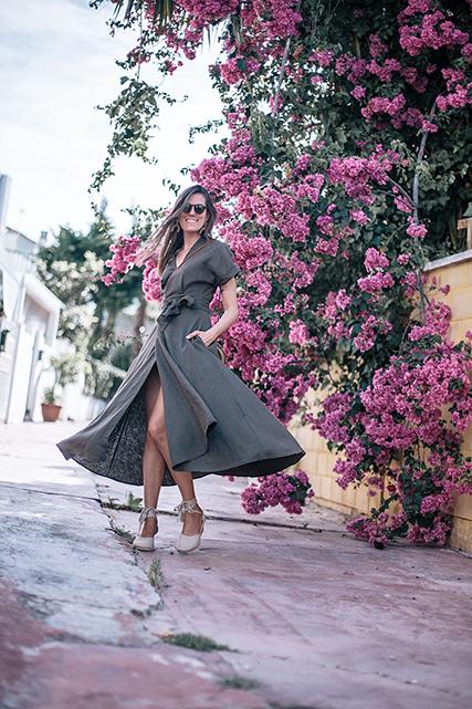 Gnana Studio, vêtements éco-responsables pour la citadine & la contadine moderne