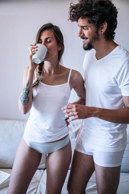 Nos sous-vêtements écologiques en Tencel Lyocell préférés
