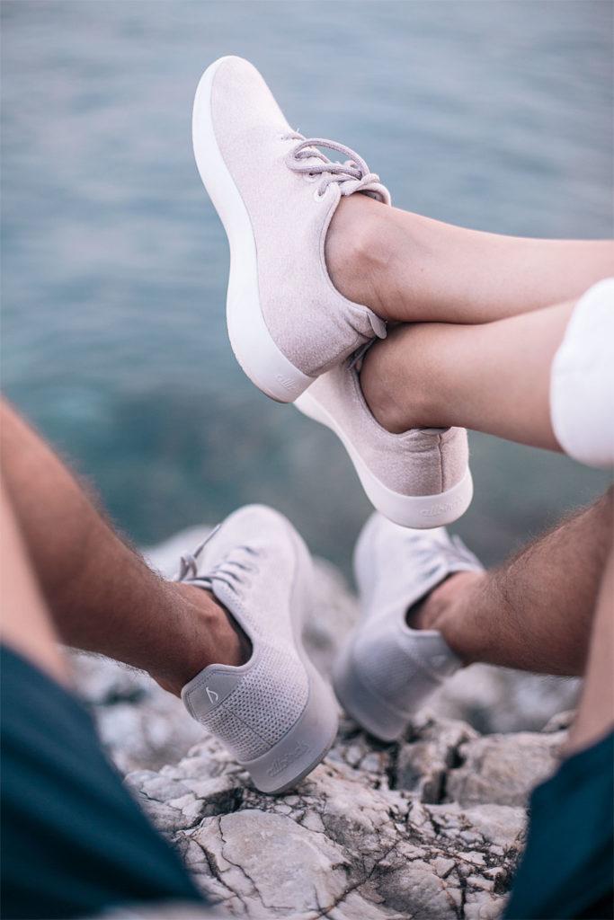 Les sneakers éco-responsables Allbirds débarquent en Europe !