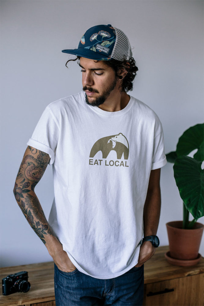 t shirt homme eco responsable
