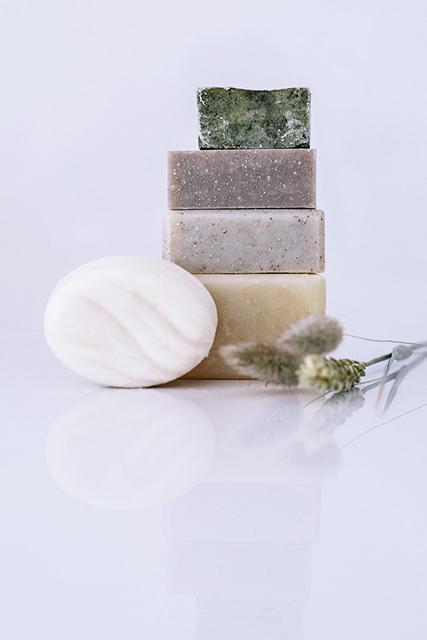 6 shampooings solides vegan, made in France & sans plastique !