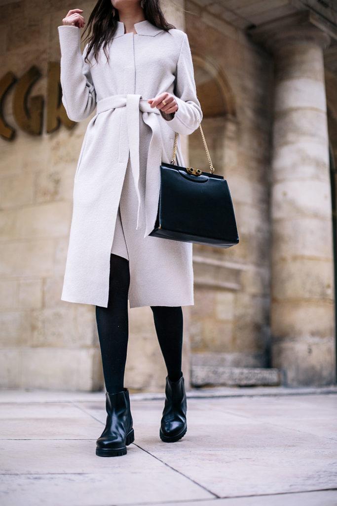 Le dressing éthique idéal de la working girl par Lanius   @margot.guiilbert www.bloomers.eco