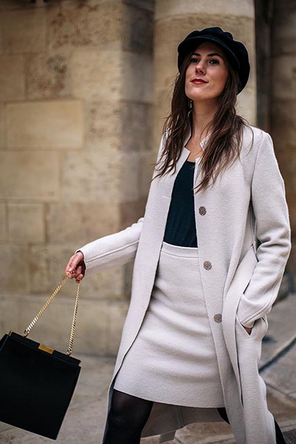Le dressing éthique idéal de la working girl par Lanius {winter edition}
