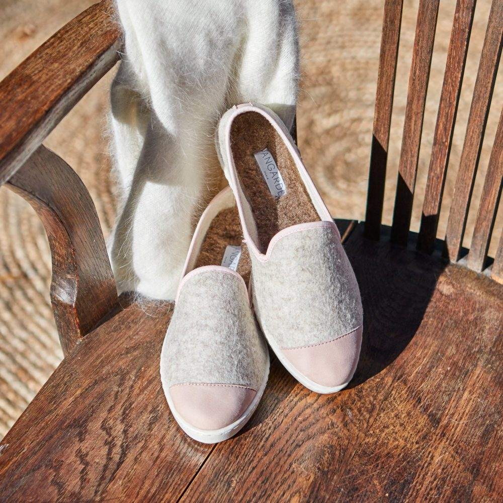 chaussons femme eco-responsables