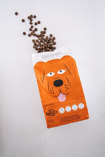 Les croquettes écologiques pour chien, testées & approuvées par Pipa