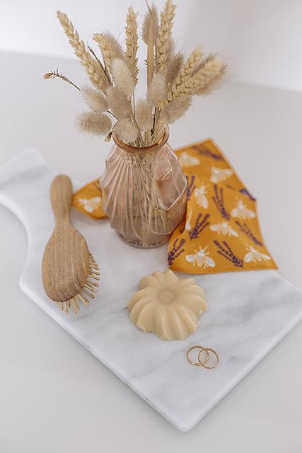 Mes produits beauté solides & accessoires zéro déchet préférés Lamazuna