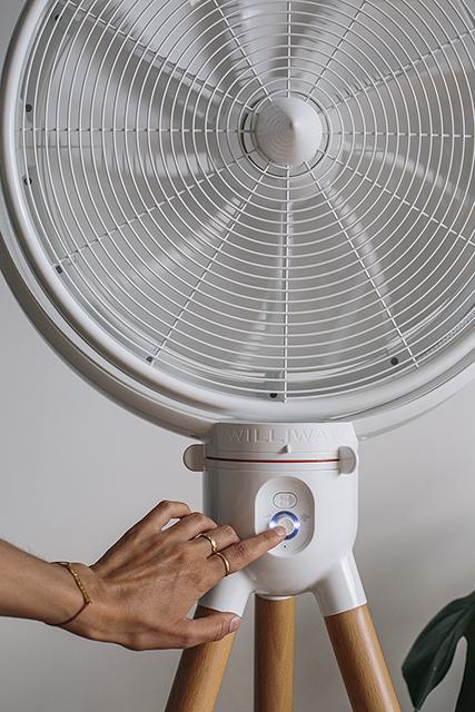 Notre ventilateur éco-responsable & silencieux