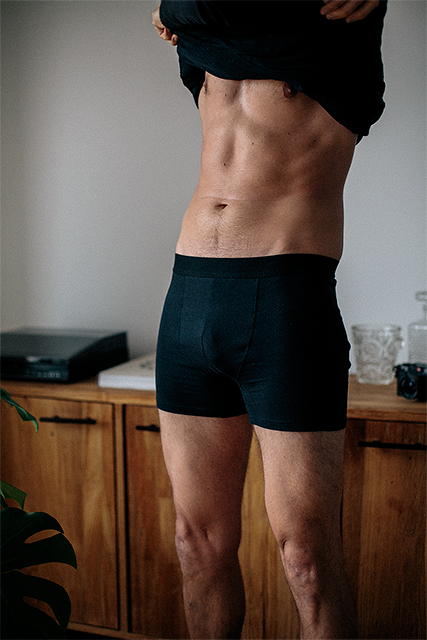 7 marques de sous-vêtements éco-responsables homme