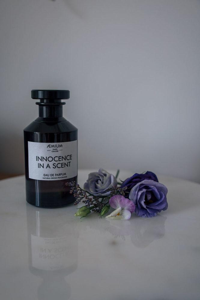 AEMIUM les parfums naturels, éco-responsables sans plastique et vegan made in France